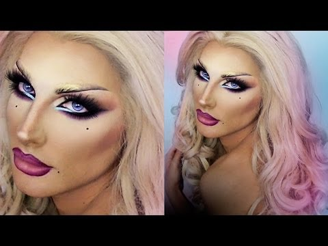 DRAG QUEEN MAKE UP - Blonde Venus
