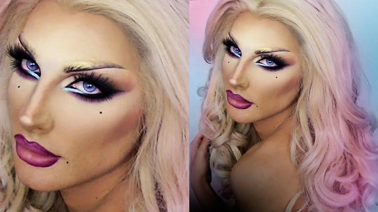 Wedding makeup for blonde