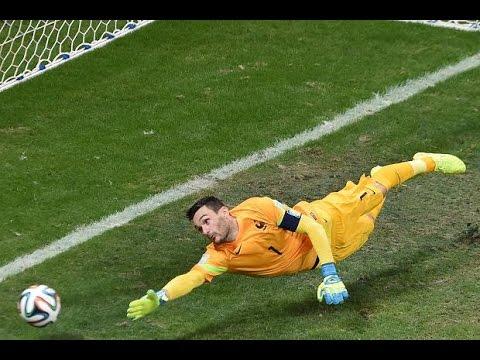 Germany V.S France ● World Cup 2014 Quarter-Finals ● Extended Highlights HD