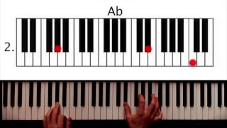 Adele Video - How to play: Adele - Skyfall. Original Piano lesson. Tutorial by Piano Couture.