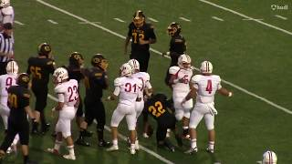 Luke Hamilton 4 Dt Te Hb Junior Season Highlights 2016
