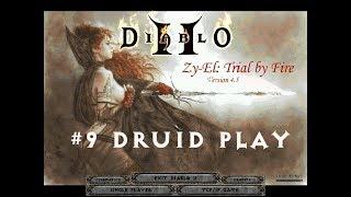 Diablo 2 Zy-El 4.5 прохождение Druid #9 - Проблемы у Суммонера, второй город