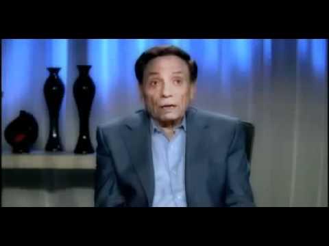 عادل امام و حسني مبارك و بن علي