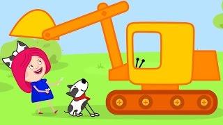 Развивающие мультики для детей. СМАРТА и Чудо сумка! Мультфильм #6