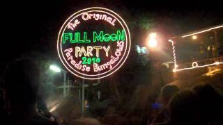 01-01-11 New Year, Koh Phangan, Full Moon Party