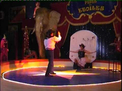 Lanceur de couteaux cowboy country arakos