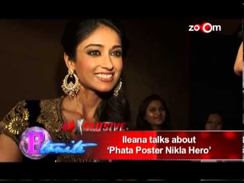 Ileana D'cruz talks about her wedding outfit