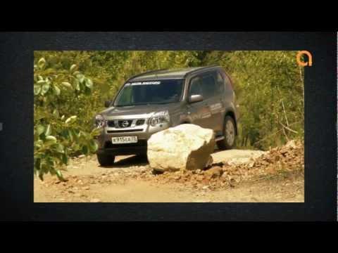 Тест Драйв - Nissan X-Trail