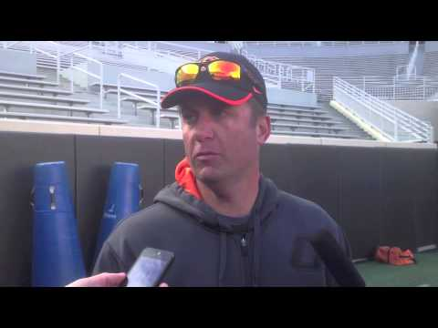 Cowboy Football: Mike Gundy Interview (3-25-13)