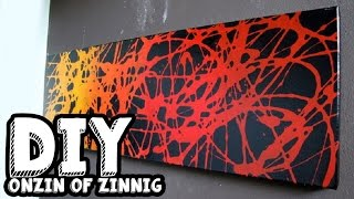SPRAY PAINT EN AFWASMIDDEL?! ONZIN OF ZINNIG PINTEREST DIY