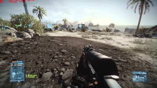 Sapphire HD 7950 - Battlefield 3 - Multiplayer [ Max Settings ]