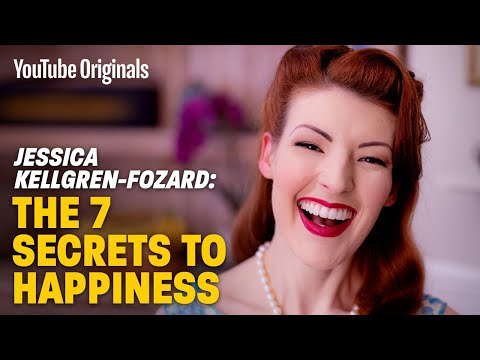 What Is The Secret Of Happiness? | The School of Jessica Kellgren-Fozard