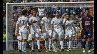 Real Madrid 4-0 Eibar Goles Audio Cope 09/04/16 LIGA BBVA