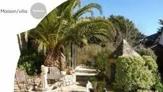 A vendre - Maison/villa - QUIBERON (56170) - 9 pièces - 320m²