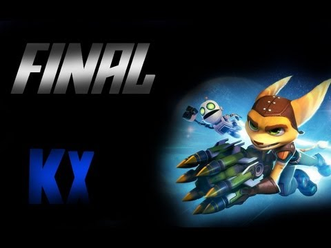 Ratchet & Clank QForce | Final | Batalla Qwarktástica ! |