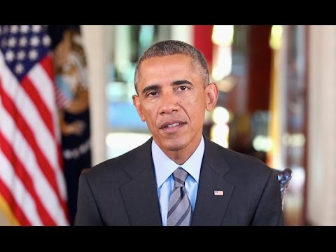 President Obama's Greeting for Rosh Hashanah