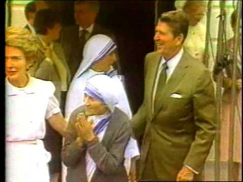 Mother Teresa Nobel Prize 1979