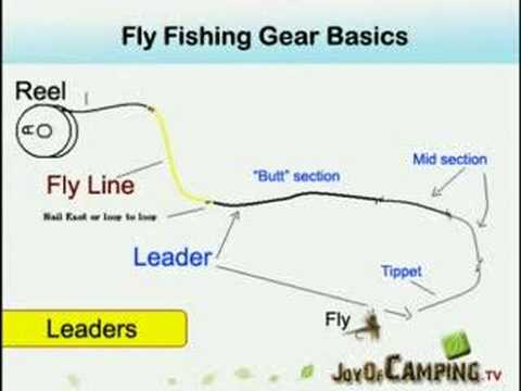 Fly Fishing Gear Basics