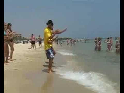 marhaba beach bomba sexy dance