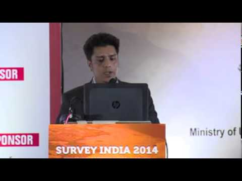Vikram Jasrotia, ‎Business Development Manager, Leica Geosystems at Survey India 2014
