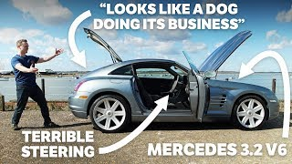 Should Car Enthusiasts Still Hate The Chrysler Crossfire?