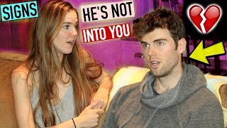 10 Signs He's Not THAT Into You - Nina and Randa