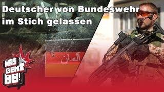 Bundeswehr lässt Deutschen in Afghanistan im Stich!