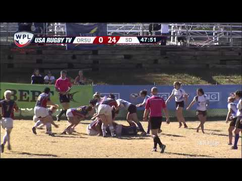 2014 WPL Championships – Oregon Sports Union vs. San Diego Surfers