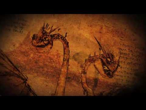 David Tennant Narrates Intro to Dragons