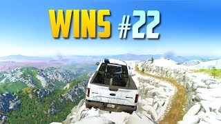 Racing Games WINS Compilation #22 (Epic Moments, Close Calls, Drifts & Accidental Wins)