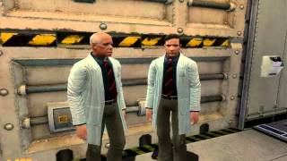 Microsoft Sam plays Black Mesa Part 2