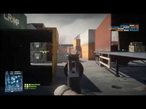 Battlefield 3 MP412 REX