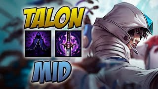25/0 - A LENDA VOLTOU - TALON MID GAMEPLAY - LEAGUE OF LEGENDS - ETERNO LOL