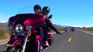 Las Vegas Motorcycle Ride