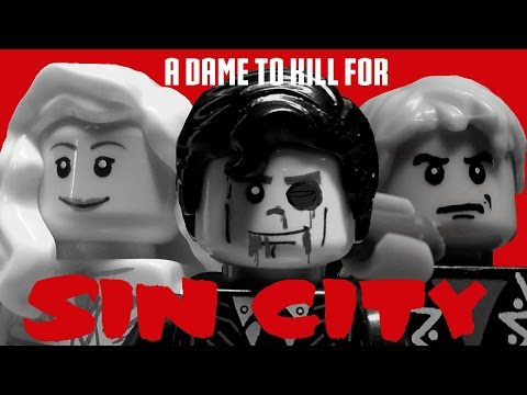 LEGO Sin City: A Dame To Kill For