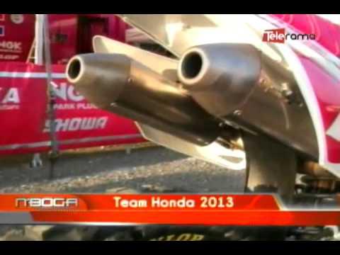 Team Honda 2013