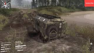 Spintires The Original Game - Gameplay (PC game)