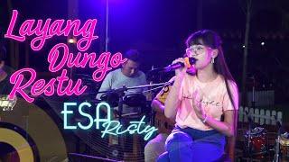 Download lagu ESA RISTI - L D R | Layang Dungo Restu | ( Live Music)