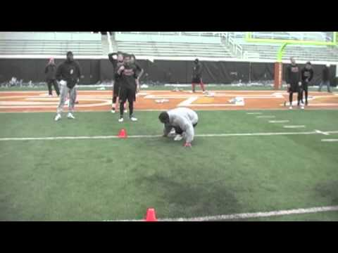 Cowboy Football: Offseason Workout 2-21-13