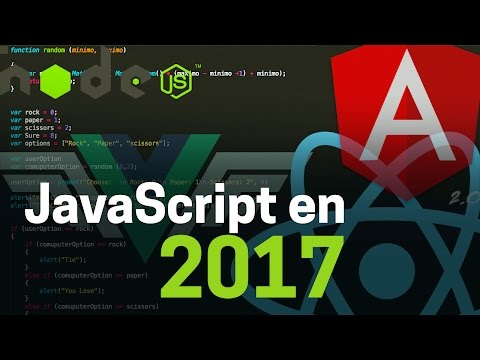 Qué aprender de Javascript en el 2017