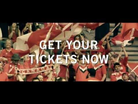 Tickets on sale now for the FIFA Women's World Cup Canada 2015™