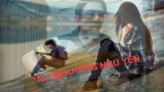 GUITAR TRAI TIM KHONG NGU YEN - MUSIC RELAX MV