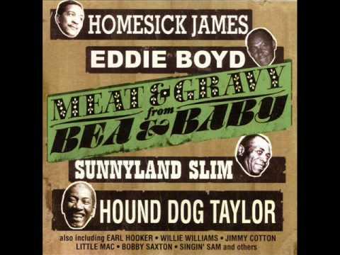 Come Home! - Eddie Boyd - 1959.wmv