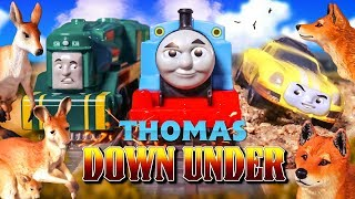 Thomas Down Under | The Journey Never Ends Sing-Along | Thomas & Friends