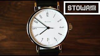STOWA ANTEA 365 Automatic Watch Review - Pure Bauhaus German - Best Dress Watch Under $1000?