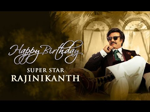 Happy Rajinikanth Day!