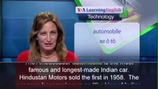 Anh ngữ đặc biệt: India Car