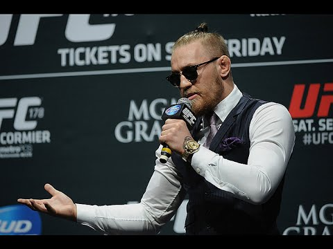 UFC 179 Fight Club QA with Conor McGregor
