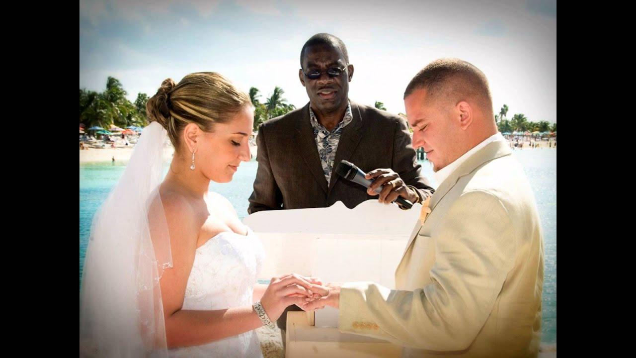 Disney Cruise Wedding On Castaway Cay And On The Disney Cruise Wonder