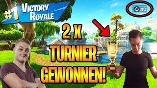 TRYMACS Pro Turnier 2 mal GEWONNEN!🥇🏆 | Fortnite Battle Royale